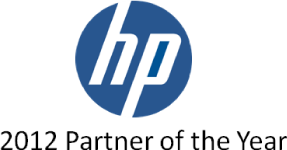 2012 HP Partner of the Year