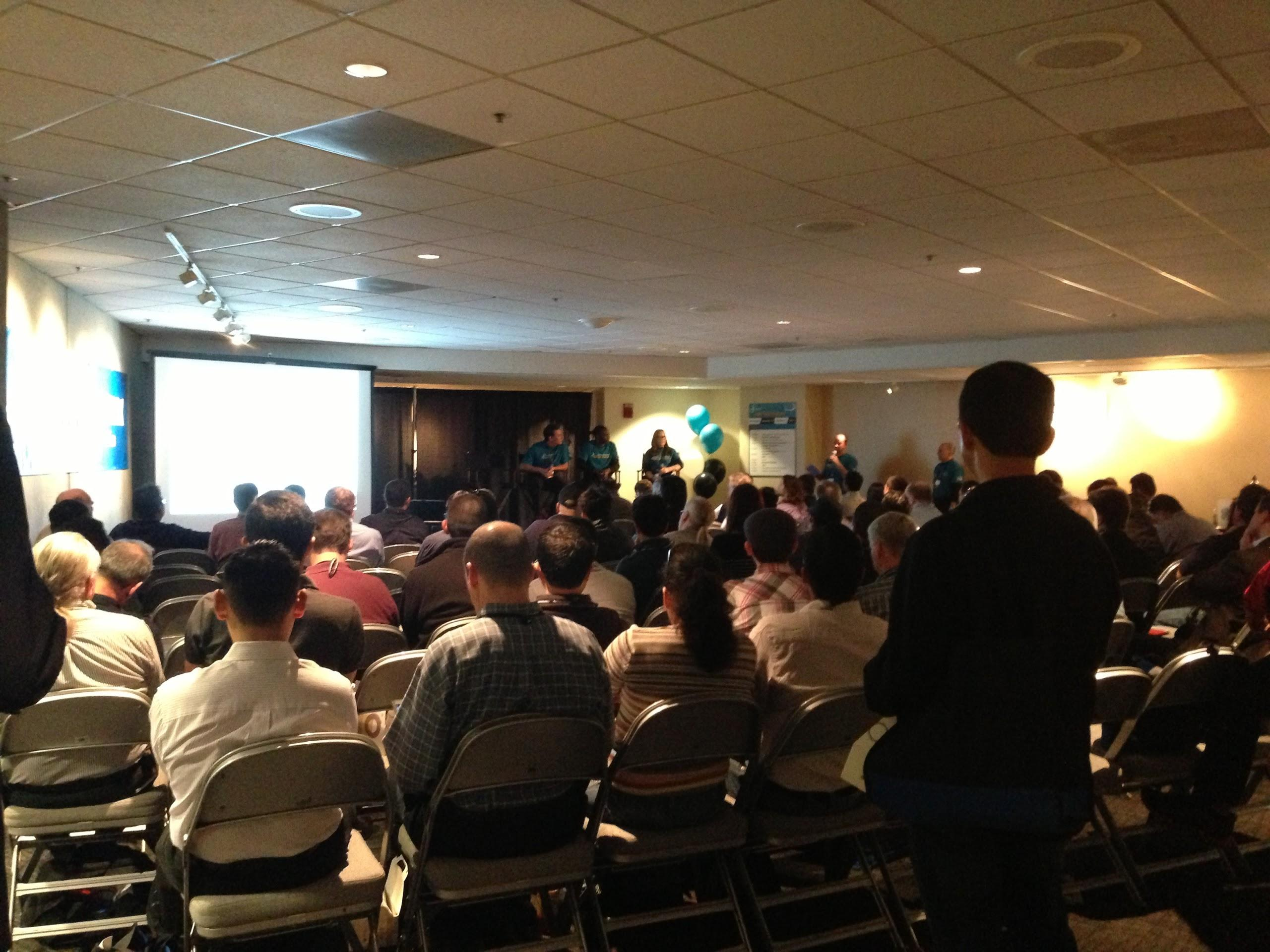 User Tech Forum 2014 Presentation Recap