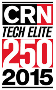 Dasher Technologies Selected to 2015 List of CRN Tech Elite 250