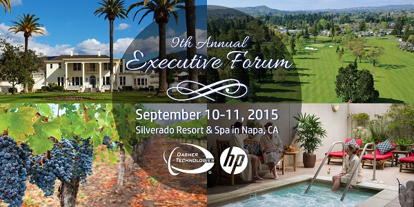 Highlights from Dasher's 9th Annual Executive Forum 2015