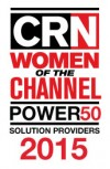 CRN 2015 Women of the Channel