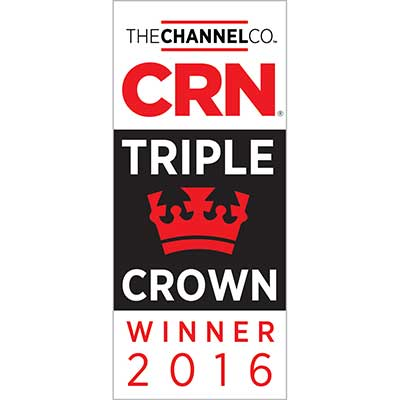 CRN's Triple Crown Award 2016