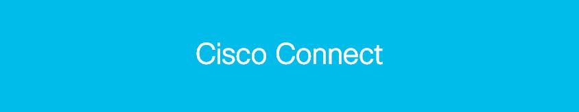 Cisco Connect – San Francisco