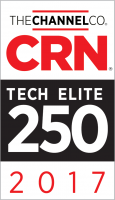 CRN Tech Elite 250 2017