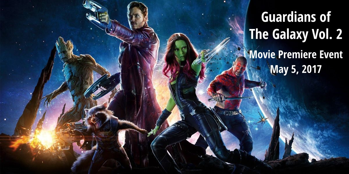 Guardians of the Galaxy Vol. 2 with Datrium & Exagrid – Beaverton, OR