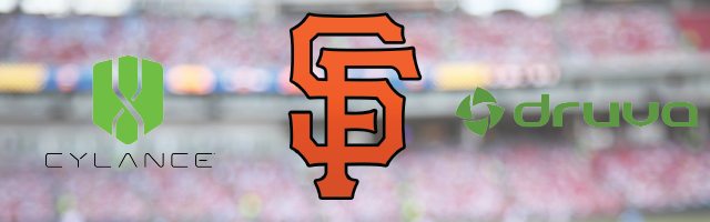 Giants vs Padres with Cylance and Druva – San Francisco, CA