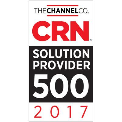CRN Solution Provider 500 2017