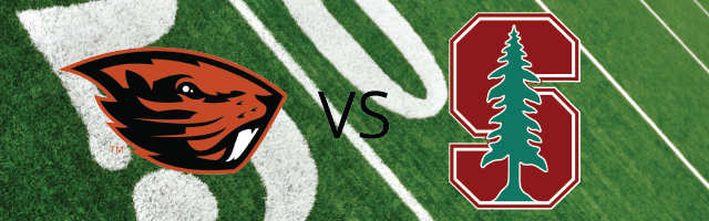 Oregon State vs Stanford Football Tailgate and Game with HPE & Aruba Networks – Corvallis, OR