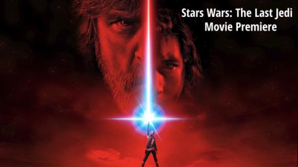 Star Wars: The Last Jedi Movie Premiere with Datrium & Rubrik – Portland, OR
