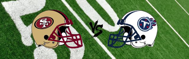49ers vs Titans with HPE & Platform 9 – Santa Clara, CA