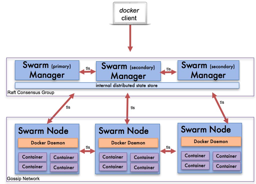 Docker Swarm Consulting