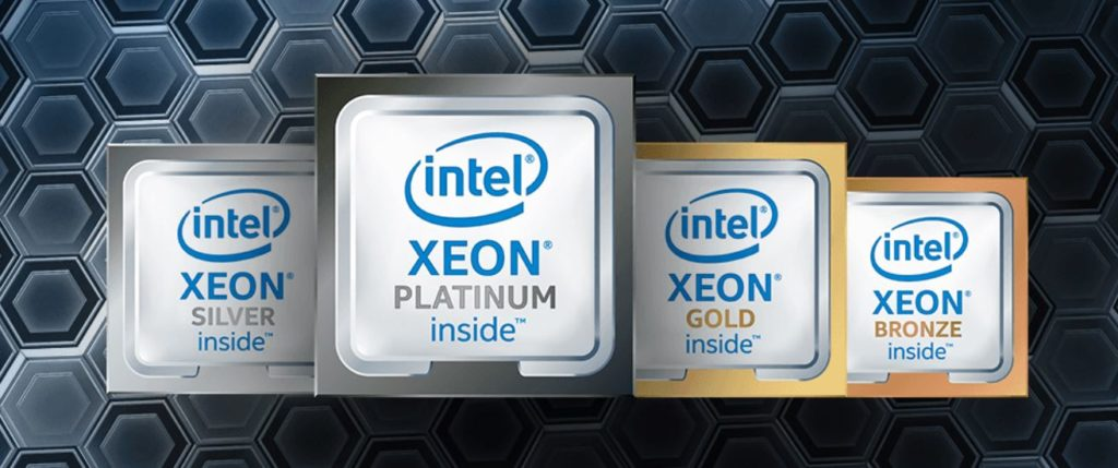 Intel Skylake Memory Processors