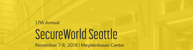 SecureWorld – Seattle, WA