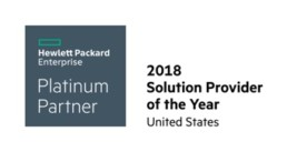 Hewlett Packard Enterprise Bay Area Partner Platinum