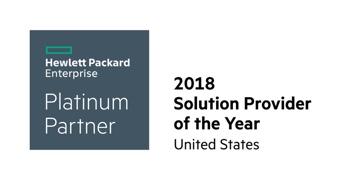 Hewlett Packard Enterprise Bay Area Partner Platinum