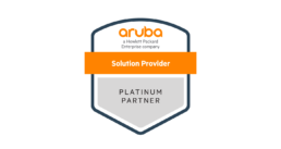 Aruba Bay Area Partner Platinum