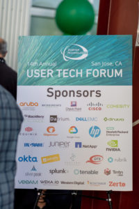 Dasher Technologies vendor fair in Silicon Valley